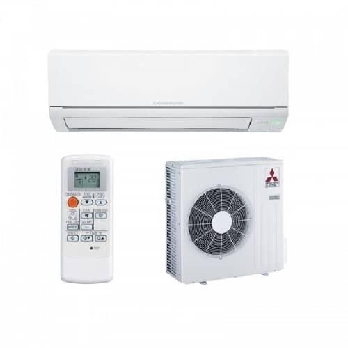 aire acondicionado mitsubishi precio