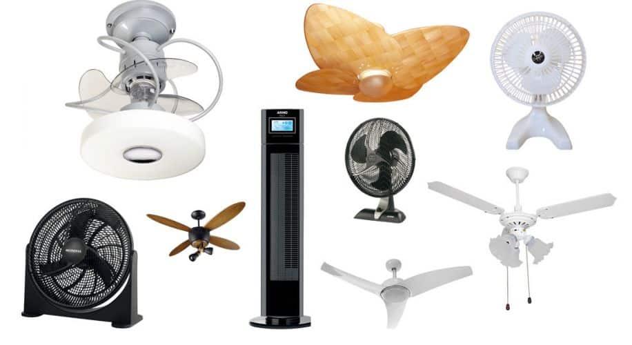 mejor ventilador de techo silencioso