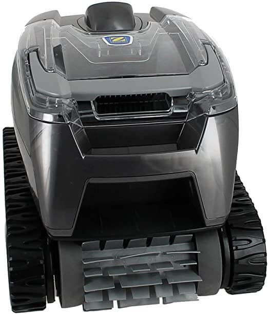 robot zodiac tornax limpiafondos