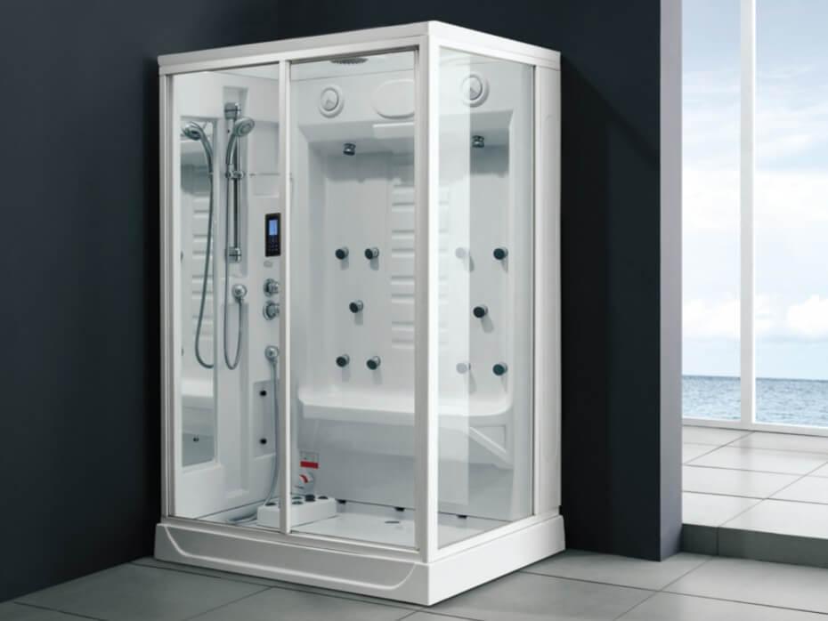 ducha con cabina al mejor precio