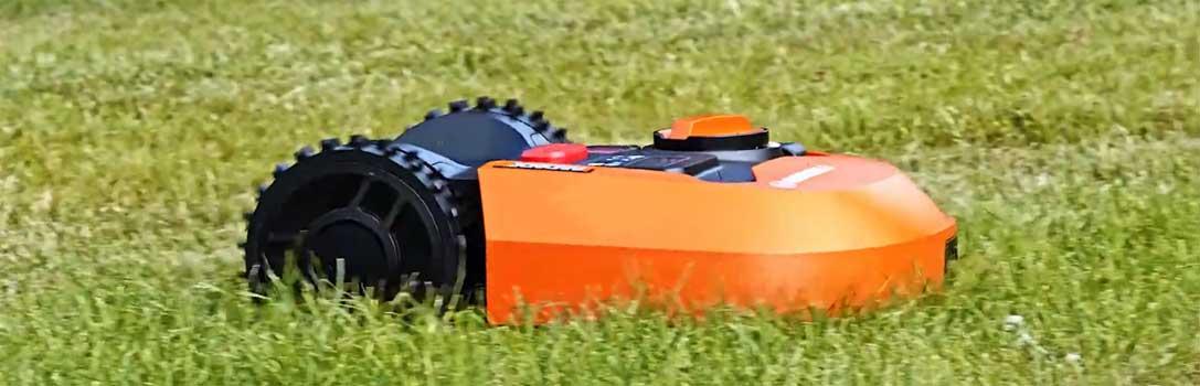 Mejor robot cortacesped worx
