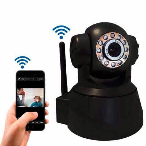 mejor camara de vigilancia wifi