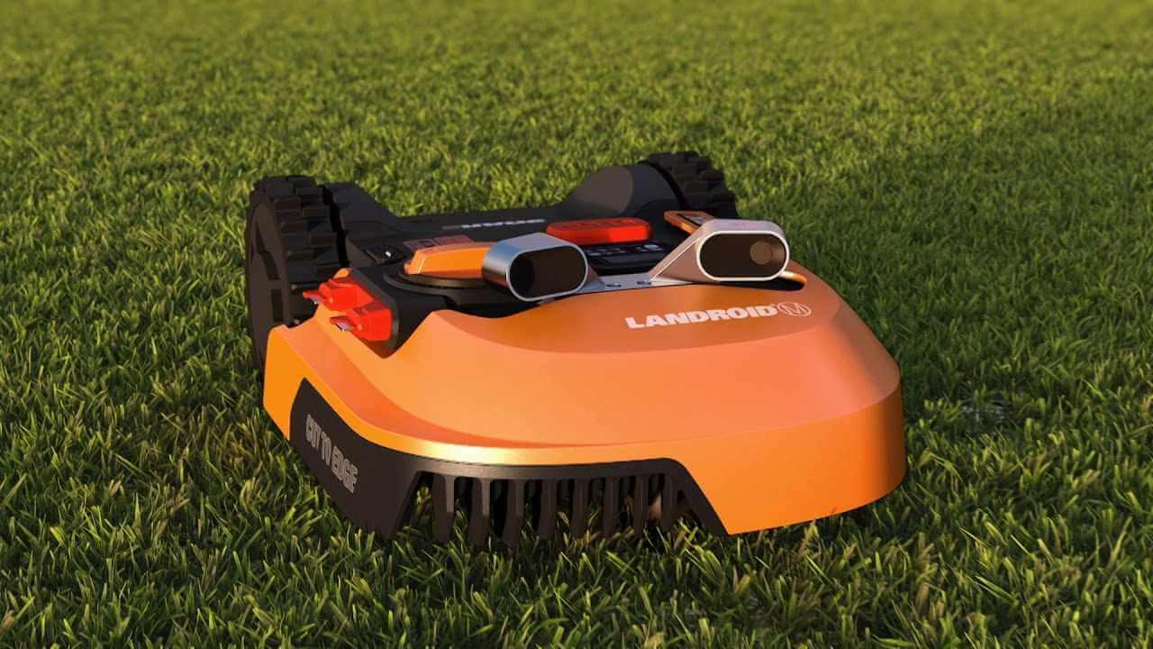 Worx robot Landroid L WR155E