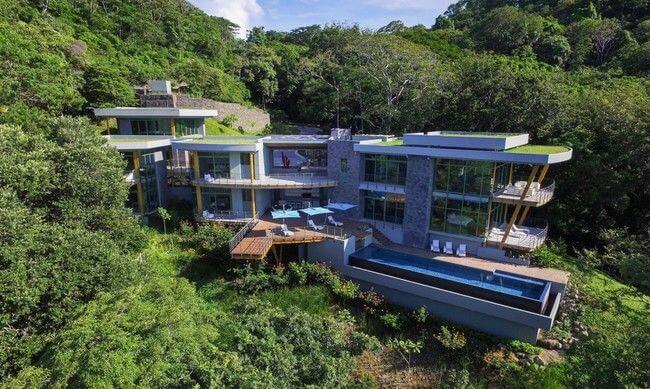 Casa Magayon, una casa modular de lujo en un paraíso natural