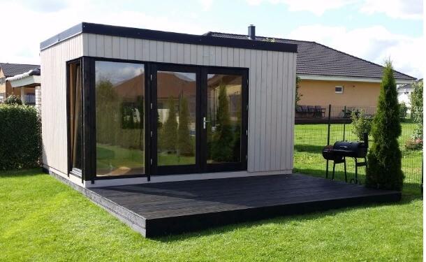 Casetas de Madera Modulares desde 290€ m2 en España