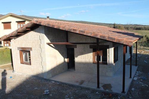 Kits de casas prefabricadas desde 22.000€