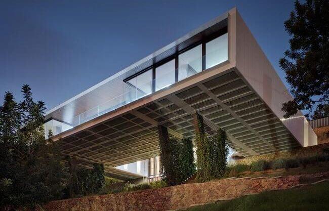Construida en Castellón de la Plana, esta casa te dejará sin palabras