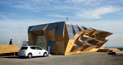 ¿Una Casa Modular Hecha Con Una Impresora 3D? El Futuro Ya Está Aquí.