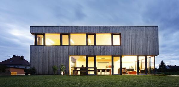 que es una casa pasiva