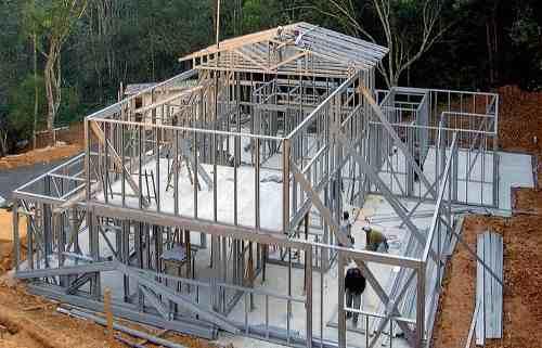 seguridad en una casa prefabricada